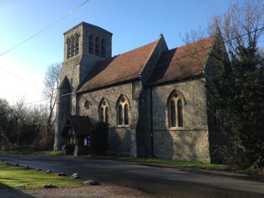 Update 21st July: St Mary's and St John's and opening for worship