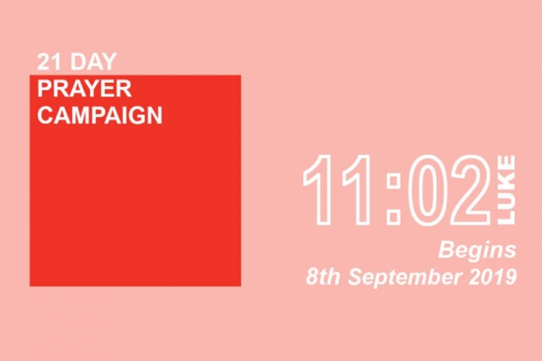 21 Day Prayer Campaign