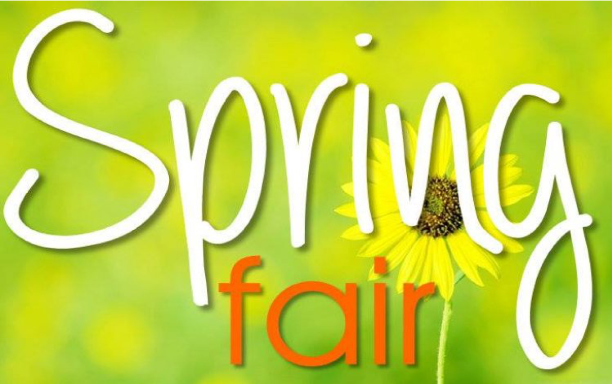 Spring Fair – 21 March