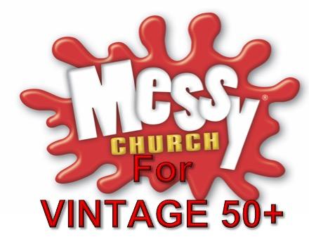 Messy Church 50+