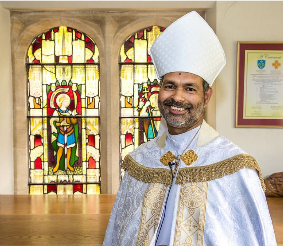 You are invited to meet the Bishop of Bradwell