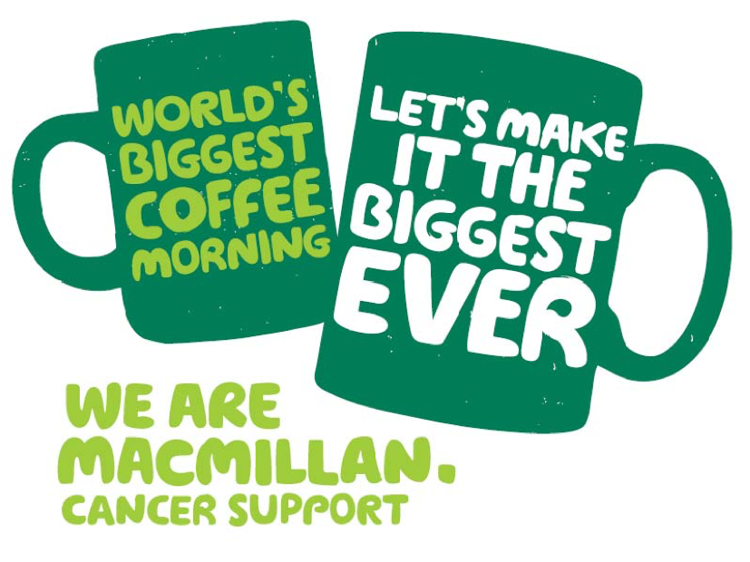 The Worlds Biggest Coffee Morning